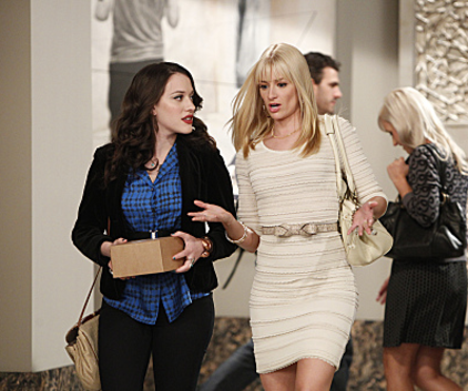 Watch 2 Broke Girls Season 2 Episode 2