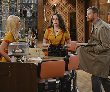 Watch 2 Broke Girls Season 2 Episode 3