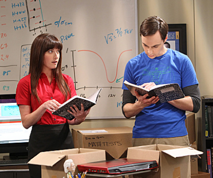 Watch The Big Bang Theory Season 6 Episode 3