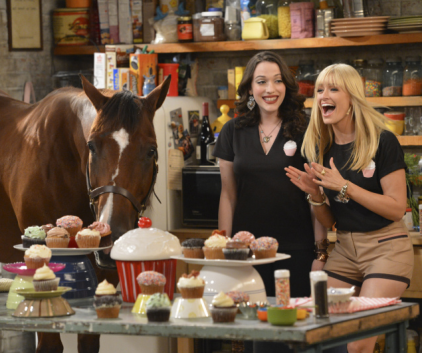 Watch 2 Broke Girls Season 2 Episode 4