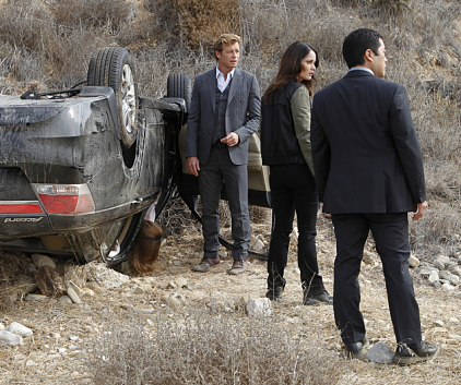 Watch The Mentalist Season 5 Episode 7
