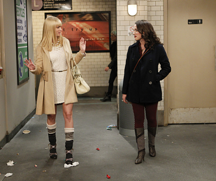 Watch 2 Broke Girls Season 2 Episode 5