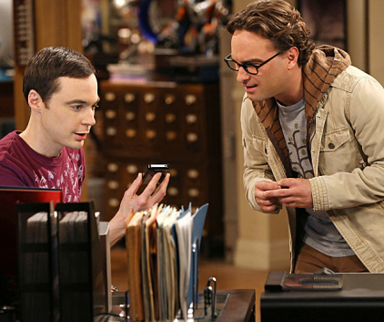 Watch The Big Bang Theory Season 6 Episode 6