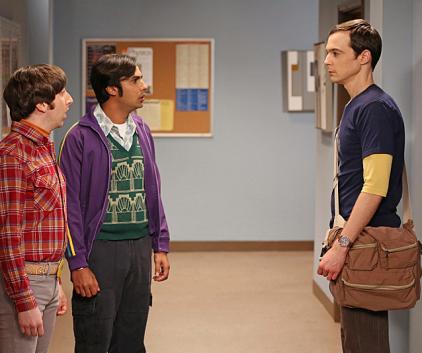 Watch The Big Bang Theory Season 6 Episode 8
