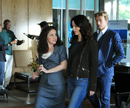Watch The Mentalist Season 5 Episode 9
