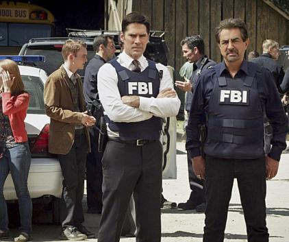 Watch Criminal Minds Season 8 Episode 8