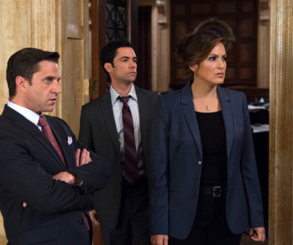 Watch Law & Order: SVU Season 14 Episode 8