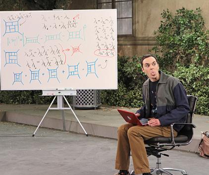 Watch The Big Bang Theory Season 6 Episode 9
