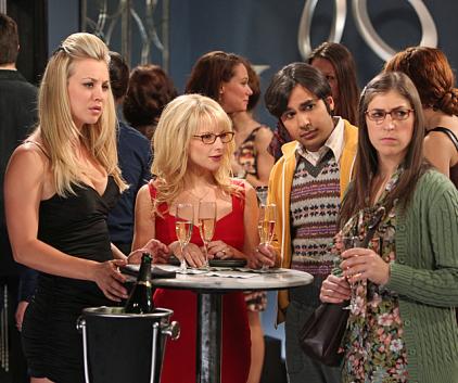 Watch The Big Bang Theory Season 6 Episode 11