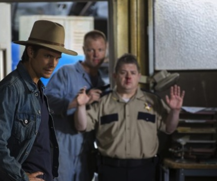 Watch Justified Season 4 Episode 1