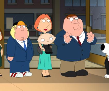 Watch Family Guy Season 11 Episode 10