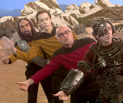 Watch The Big Bang Theory Season 6 Episode 13