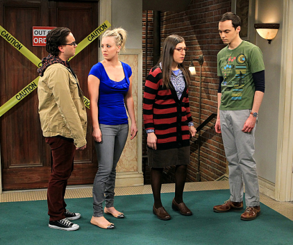 Watch The Big Bang Theory Season 6 Episode 15