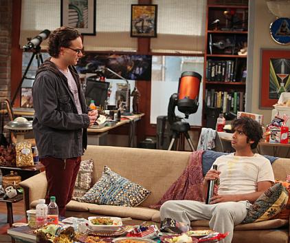 Watch The Big Bang Theory Season 6 Episode 17