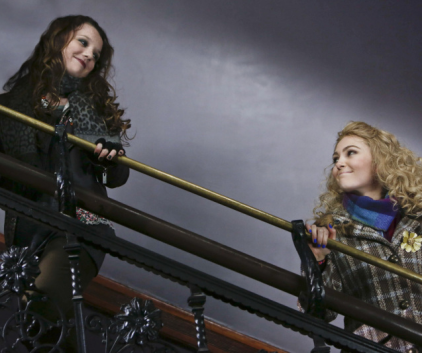 Watch The Carrie Diaries Season 1 Episode 9