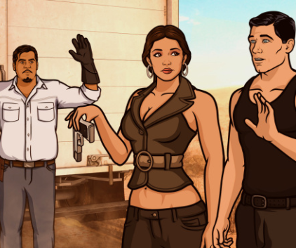 Watch Archer Season 4 Episode 8