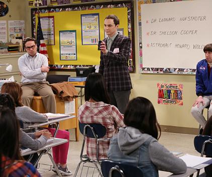Watch The Big Bang Theory Season 6 Episode 18