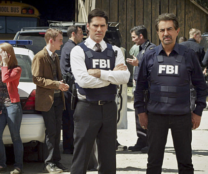 Watch Criminal Minds Season 8 Episode 17