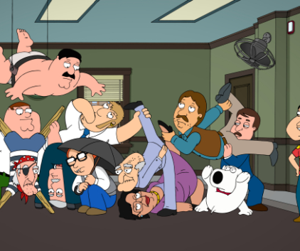 Watch Family Guy Season 11 Episode 16