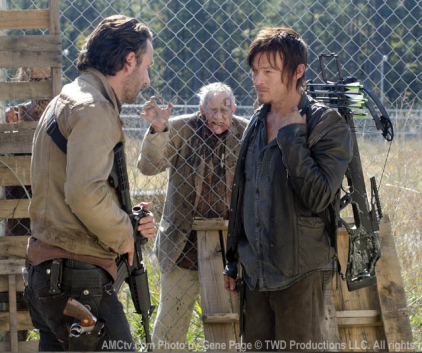 Watch The Walking Dead Season 3 Episode 15