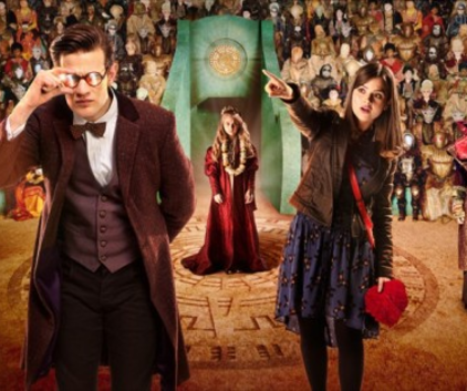 Watch Doctor Who Season 7 Episode 8