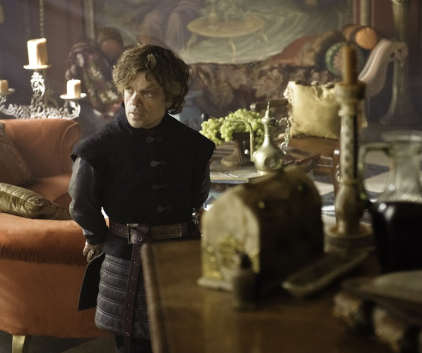Tyrion in King's Landing