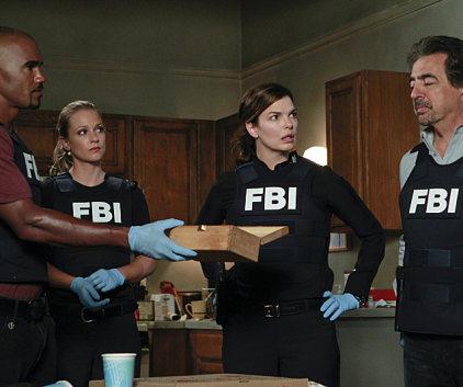 Watch Criminal Minds Season 8 Episode 19