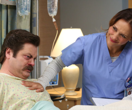 Watch Parks and Recreation Season 5 Episode 18