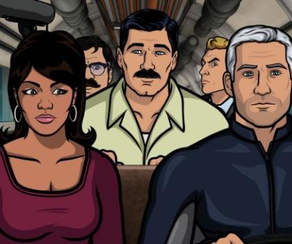 Watch Archer Season 4 Episode 13