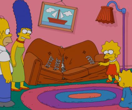 Watch The Simpsons Season 24 Episode 18