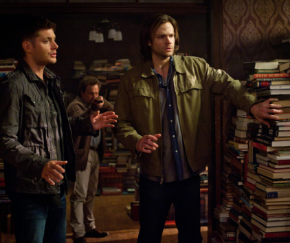 Watch Supernatural Season 8 Episode 21