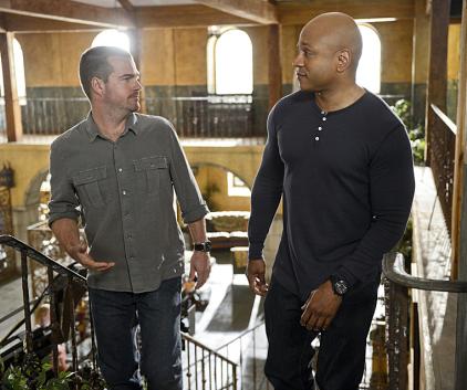 Watch NCIS: Los Angeles Season 4 Episode 22