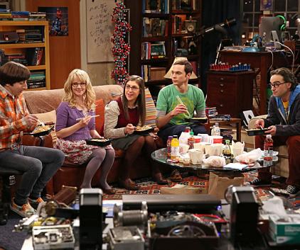 Watch The Big Bang Theory Season 6 Episode 24