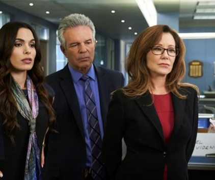 Watch Major Crimes Season 2 Episode 4