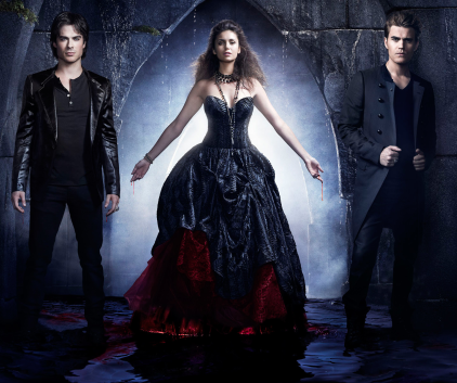 Watch The Vampire Diaries Season 5 Episode 1