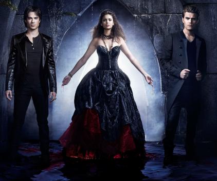 Watch The Vampire Diaries Season 5 Episode 1