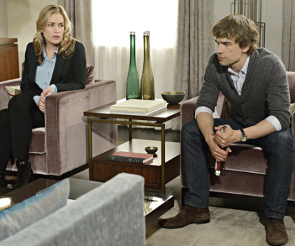 Watch Covert Affairs Season 4 Episode 7