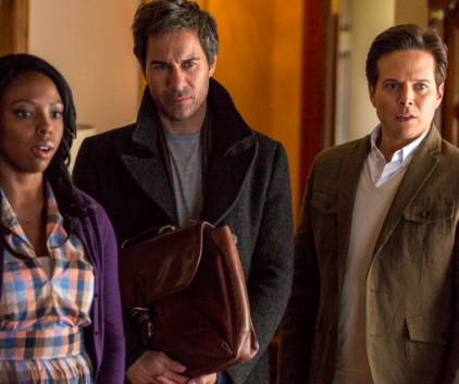 Watch Perception Season 2 Episode 9