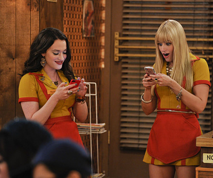Watch 2 Broke Girls Season 3 Episode 2