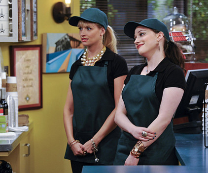 Watch 2 Broke Girls Season 3 Episode 4