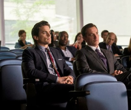 Watch White Collar Season 5 Episode 4