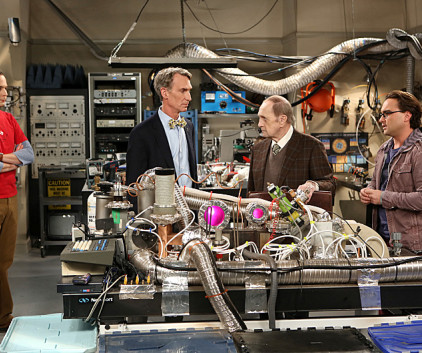 Watch The Big Bang Theory Season 7 Episode 7