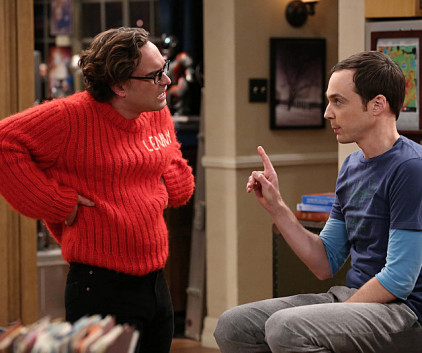 Watch The Big Bang Theory Season 7 Episode 8