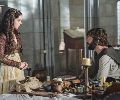 Watch Reign Season 1 Episode 8