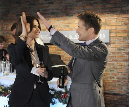 Watch The Good Wife Season 5 Episode 11