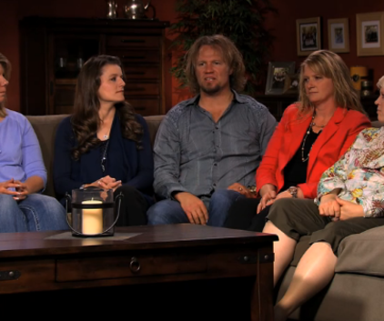 Watch Sister Wives Season 4 Episode 13