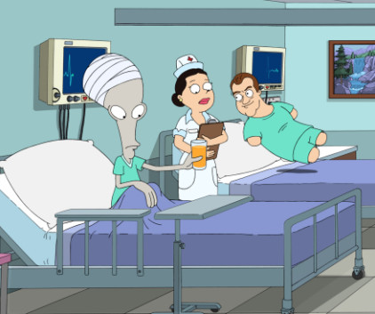 Watch American Dad Season 10 Episode 9