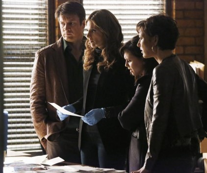 Watch Castle Season 6 Episode 13