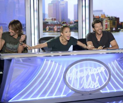 American Idol Season 13 Premiere Pic