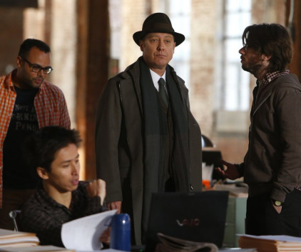 Watch The Blacklist Season 1 Episode 12